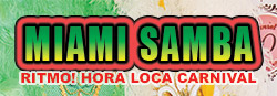 Miami Samba - We instantly transform your party into a samba street carnival